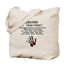 Teacher. Tote Bag