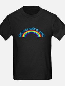 Unicorns Really Do Exist T-Shirt