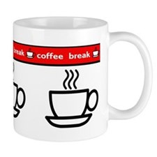 Coffee Break 6 Mugs