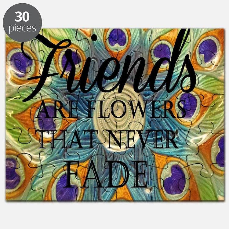 Friends never fade Puzzle