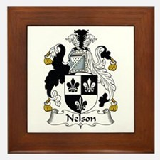 Nelson Framed Tile
