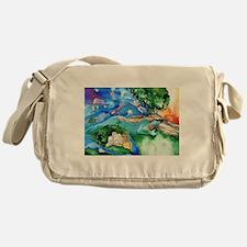 Dreaming. Messenger Bag