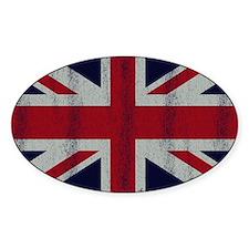 British UK Flag Union Jack Great Br Decal