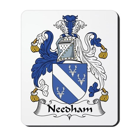 Needham Mousepad