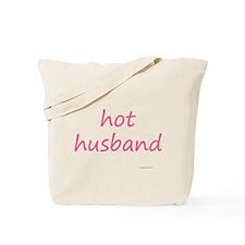 hot husband Tote Bag