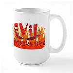 Evil Conservative To Do List Wrap Around Lrg Mug