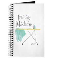 Ironing Machine Journal