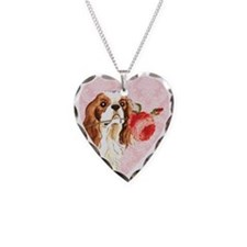 Cavalier Rose Necklace