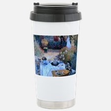 The Luncheon by Claude  Travel Mug