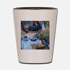 The Luncheon by Monet Shot Glass