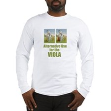 Cricket and Viola Long Sleeve T-Shirt