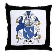 Nash Throw Pillow