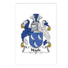 Nash Postcards (Package of 8)