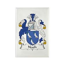 Nash Rectangle Magnet