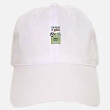 Keepin it Reel Baseball Baseball Baseball Cap