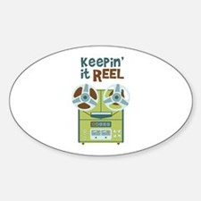 Keepin it Reel Decal