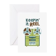 Keepin it Reel Greeting Cards