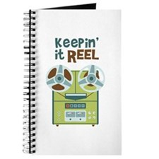 Keepin it Reel Journal