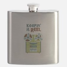 Keepin it Reel Flask