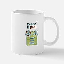 Keepin it Reel Mugs