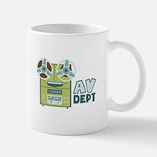AV Dept Mugs