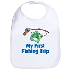 My First Fishing Trip Bib