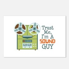 Trust Me Im a Sound Guy Postcards (Package of 8)