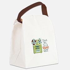 Trust Me Im a Sound Guy Canvas Lunch Bag