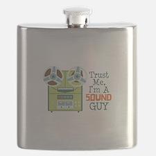 Trust Me Im a Sound Guy Flask