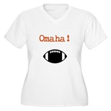 omaha fan Plus Size T-Shirt
