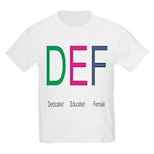 The Alphabet T-Shirt