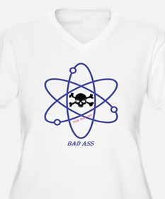 Atoms Blue  T-Shirt