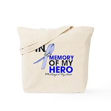 ALS Disease In Memory Hero Tote Bag