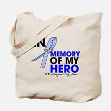 ALS Disease In Memory Hero Tote Bag