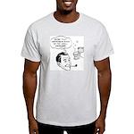 Wow! Asparagus makes... Ash Grey T-Shirt