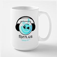 Fbrn Logo Large Mug