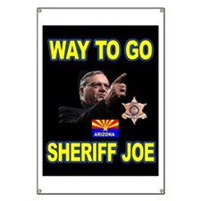 Sheriff Joe Banner