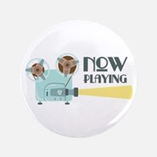 "Now Playing 3.5"" Button"