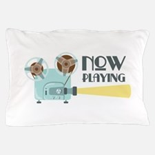 Now Playing Pillow Case