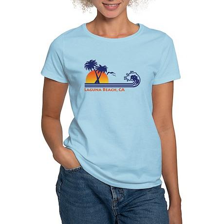 Laguna Beach Women's Light T-Shirt