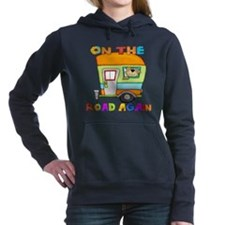 On the road again Women's Hooded Sweatshirt