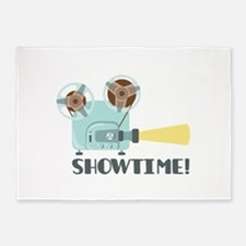 Showtime 5'x7'Area Rug