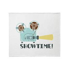 Showtime Throw Blanket