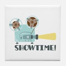 Showtime Tile Coaster