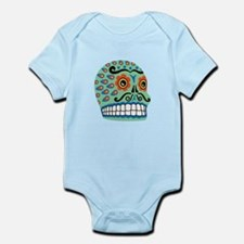 Day Of The Dead Sugar Skull Body Suit