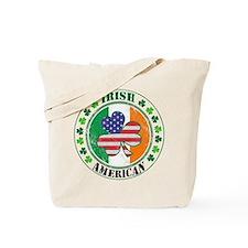 Irish American Tote Bag