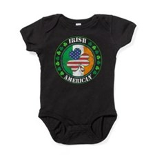 Irish American Baby Bodysuit