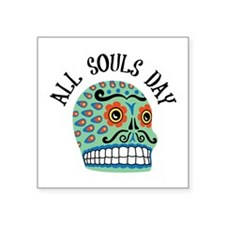 All Souls Day Sticker