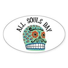 All Souls Day Decal