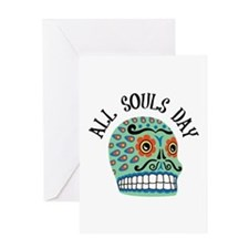 All Souls Day Greeting Cards